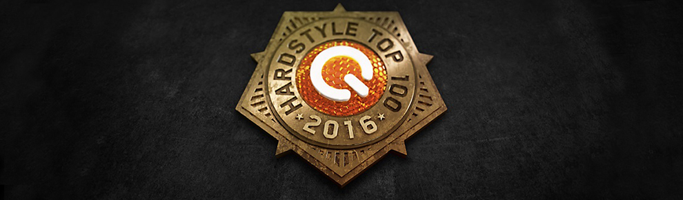 Q-Dance Presents: Hardstyle Top 100 2016
